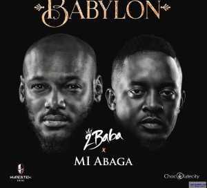 M.I - Babylon ft. 2baba (2FACE)